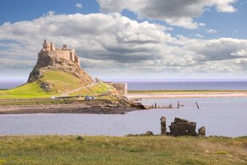 Holy Island, Alnwick Castle and Northumberland Tour from Edinburgh