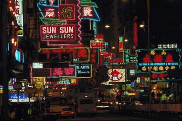 Hong Kong Night Walking Tour