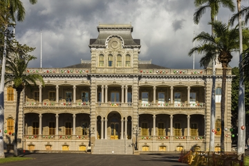 Honolulu City Ghost Haunts Walking Tour