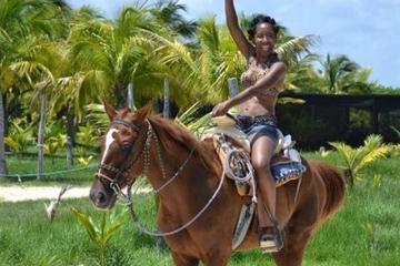 Horseback Riding near Cancun