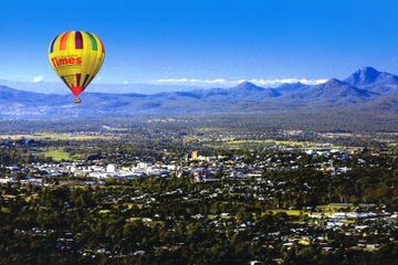 Hot Air Balloon Flight from Ipswich