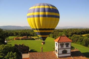 Hot Air Balloon Flight over Catalonia