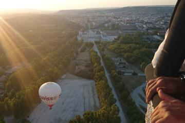 Hot-Air Balloon Ride over Aranjuez's Palace with Optional Transport from Madrid