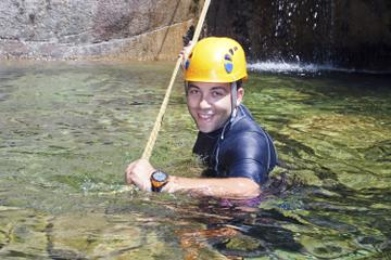 Huatulco Canyoneering Adventure on the Zimatán River