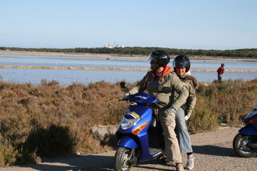 Ibiza Independent Scooter Tour with Rental