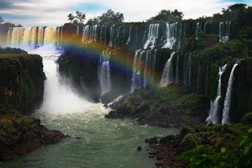Iguassu Falls All-Inclusive Overnight Tour of the Brazilian Side and Itaipu Dam