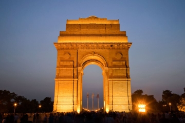Independent Old and New Delhi City Tour