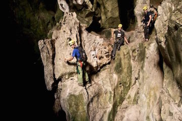 Introduction to Caving in Chiang Mai
