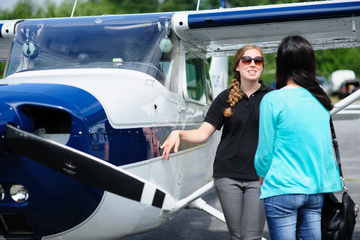 Introductory Flight Experience in Squamish