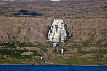 Isafjordur Shore Excursion: Dynjandi Waterfall Tour