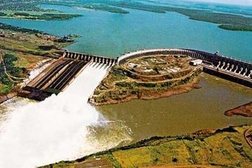 Itaipu Dam Half-Day Sightseeing Tour from Foz do Iguaçu