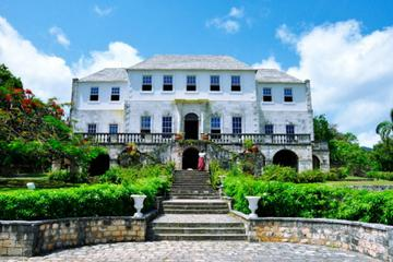 Jamaica Private Tour: Rose Hall Great House and Luminous Lagoon