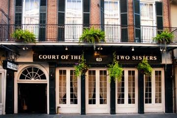 Jazz Brunch Buffet at the Court of Two Sisters Restaurant