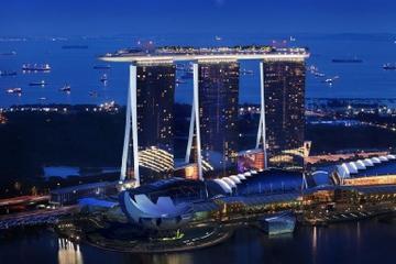 Jewell Illumination in Singapore (Japanese Guide) - Mybus