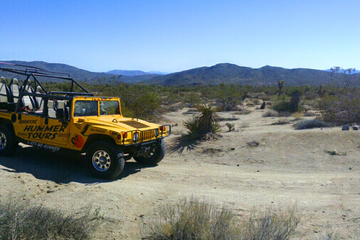 Joshua Tree Hummer Adventure