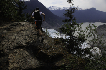 Juneau Trail and Glacier Running Tour