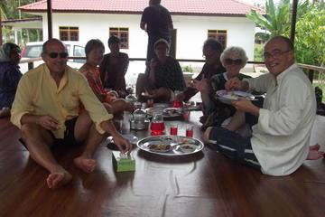 Kampong Getam Village Cultural Tour from Langkawi