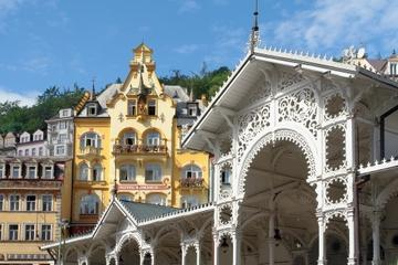 Karlovy Vary Day Trip from Prague
