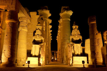 Karnak Sound and Light Show with Private Transport