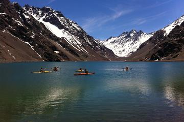 Kayaking Day Trip in the Andes from Santiago