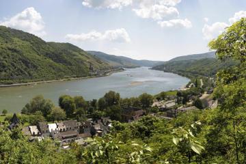 KD Rhine Pass - Nostalgic Route - Rhine Cruise from Koblenz to Rudesheim