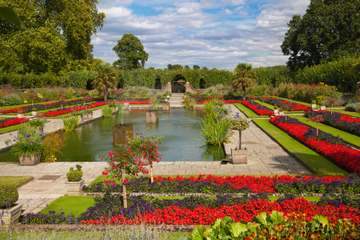 Kensington Palace and Afternoon Tea in The Garden Tour
