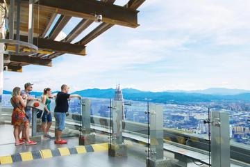 KL Tower Observation Deck Admission Ticket