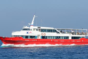Koh Phangan Transfer from Surat Thani Airport by Ferry and Van