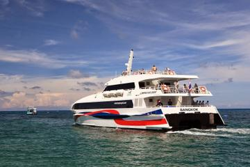 Koh Phi Phi to Koh Phangan by Ferry Including VIP Coach and High Speed Catamaran