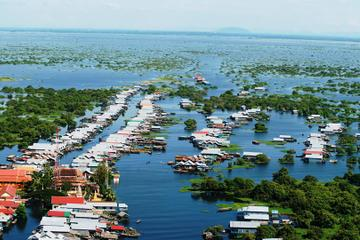 Kompong Phluk Village and Tonle Sap Lake Half-Day Tour From Siem Reap