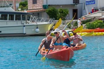 Korcula Island Sea Kayaking Tour and Snorkel Combo