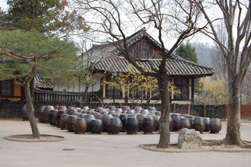 Korean Folk Village Afternoon Tour from Seoul