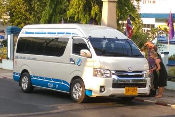 Krabi Airport to Koh Lanta by Shared Minivan