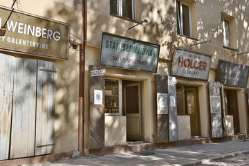 Krakow Jewish Quarter Guided Walking Tour