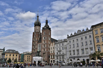 Krakow Old Town Guided Walking Tour