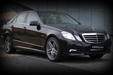 Krakow - Prague - Private VIP Transfer