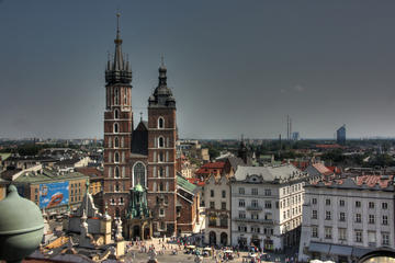 Krakow Private Walking Tour Including Kazimierz