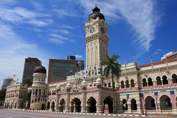 Kuala Lumpur City Highlights Morning Tour