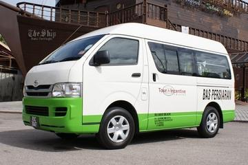 Kuching Shared Departure Transfer: Hotel to Airport