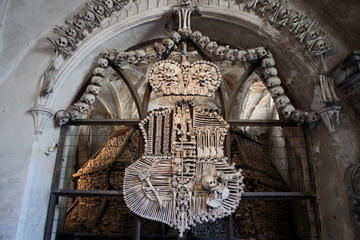 Kutna Hora Day Tour from Prague Including Sedlec Ossuary And Silver Mines