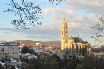 Kutna Hora Rail Day Trip from Prague