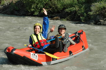 Lütschine River Tandem White-Water Rafting Experience from Interlaken
