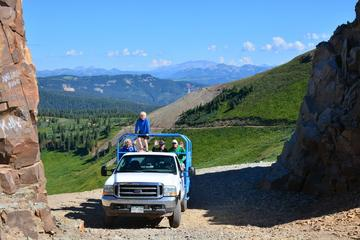 La Plata Canyon 4x4 Tour