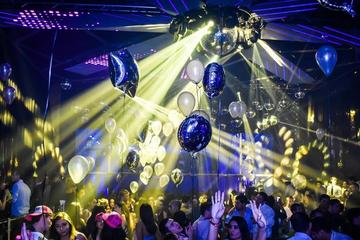 La Santa Nightclub with Open Bar in Puerto Vallarta