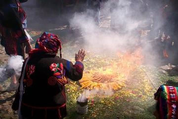 Lake Atitlan: Mayan Ceremony at the Sacred Caves