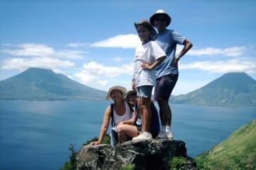 Lake Atitlan: Upper Mayan Trail from Antigua or Panajachel