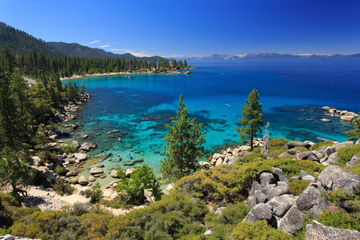Lake Tahoe Kayaking Experience from Sacramento