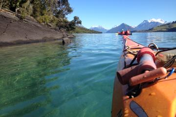 Lake Wakatipu Island Safari Kayak with Optional Transfer from Queenstown or Glenorchy