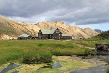 Landmannalaugar and Hekla Volcano Guided Day Tour from Reykjavik