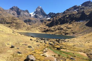 Lares Trek to Machu Picchu: 3-Night Tour